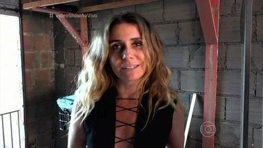 Atena fica frente a frente com suas vítimas. Veja os bastidores da cena - Giovanna Antonelli diz que o calvário de Atena está començando na novela 'A Regra do Jogo'