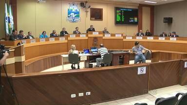 Vereadores pedem mais informações sobre terrenos da prefeitura que serão postos à venda - Prefeitura quer vender terrenos para construir postos de saúde.