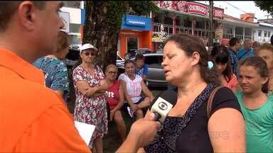 """No litoral paranaense, pessoas procuram por familiares desaparecidos - O quadro """"Desaparecidos"""" do Paraná TV foi ao litoral e acompanhou o drama de famílias que há anos não têm notícias de parentes."""