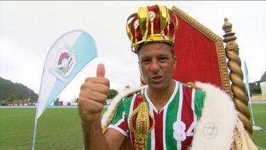 Rei da Pré-Temporada: Washington leva a melhor e conquista a coroa - Tricolor vence desafio contra Alemão, Felipe e Nélio.