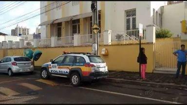 Agência dos Correios é assaltada em Passos (MG) - Agência dos Correios é assaltada em Passos (MG)