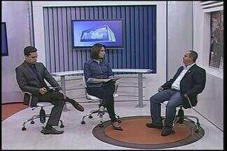 Contabilista em Uberaba explica sobre adesão ao Simples Nacional - Presidente do Sindicato dos Contabilistas deu entrevista no MGTV 1ª edição. Prazo para empresas fazerem pedidos termina dia 30.