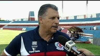 Zé Humberto quer vaga que escapou do Itumbiara em 2015 - Gigante da Fronteira ficou na faixa de classificação durante boa parte do torneio e terminou na quinta colocação.