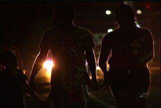 Falta de iluminação na Avenida Leão Sampaio, em Juazeiro do Norte, preocupa moradores - Confira a reportagem de Biana Alencar.