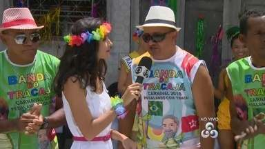 Banda do Tracajá deve animar fim de semana em Manaus - Festa, realizada há 15 anos, ocorrerá no sábado (30) no Planalto
