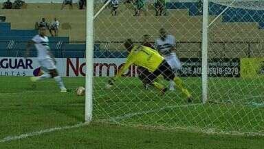 Fortaleza bate Icasa com facilidade no Romeirão - Tricolor do Pici faz 3 a 0 e joga bem em Juazeiro do Norte.