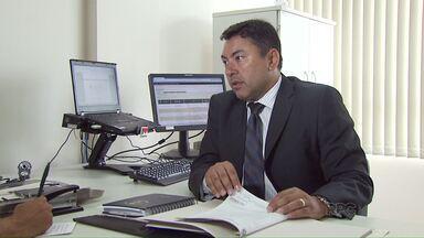 Ministério Público aciona a justiça e pede providências sobre posto de saúde - Há mais de quatro meses o posto de saúde do Ouro Verde está coberto com lona.