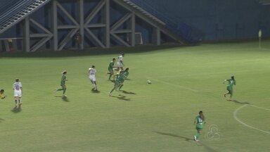 Iranduba e Santos empatam no Estádio da Colina pelo brasileito feminino no AM - Jogo aconteceu no Estádio da Colina, em Manaus.