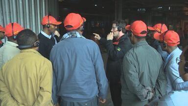 Ibirubá, no RS, é referência no plantio direto e recebe visitantes de outros países - Assista ao vídeo.
