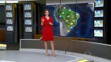 São Paulo tem previsão de chuva para todos os dias da semana - O Rio Grande do Sul continua enfrentando instabilidade. Calor e chuva facilitam a disseminação do Aedes aegypti.