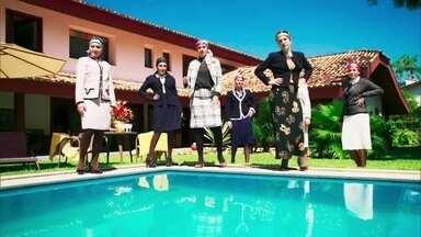 Novo reality da TV mundial - Essas mulheres vão brigar pela sua atenção
