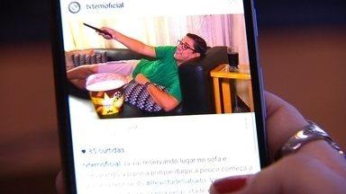 Revista deSábadona Web - O Marcão bate com papo com a Gabi, que é responsável pelo site e as redes sociais do Revista. Lá o programa está sempre no ar, além de oferecer conteúdos exclusivos.