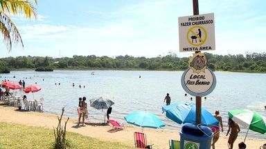 Maior número de afogamentos registrados no Espírito Santo é em lagoas - Água tranquilas enganam e se tornam um perigo para adultos e crianças.