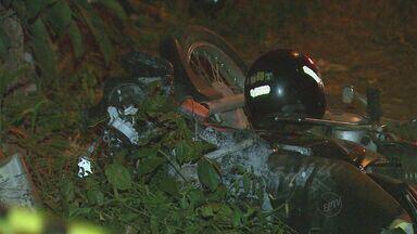 Jovem de 24 anos morre em acidente na zona norte de Ribeirão Preto, SP - Motociclista atingiu poste enquanto tentava desviar de cachorro.