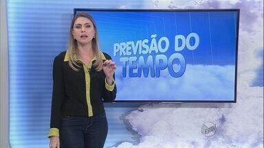 Confira a previsão do tempo para este sábado (6) em Ribeirão Preto e região - Expectativa é de sol forte e termômetros marcando 30° em Ribeirão Preto.