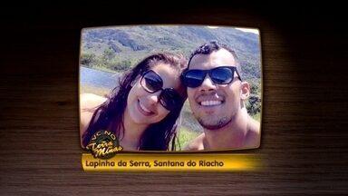 Telespectadores participam do selfie Terra de Minas - Veja fotos