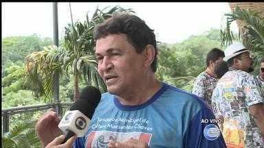 Lázaro do Piauí fala sobre regras do Carnaval de Teresina na Marechal - Lázaro do Piauí fala sobre regras do Carnaval de Teresina na Marechal