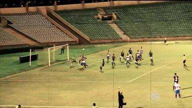 Piauí está surpreendendo e treina pesado para manter boa fase no estadual - Piauí está surpreendendo e treina pesado para manter boa fase no estadual