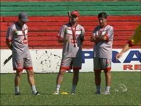 Novo técnico do Passo Fundo comanda o primeiro treino - Time não venceu nenhuma e busca a reação no Campeonato Gaúcho