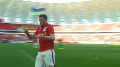 Inter vence Ypiranga por 3 a 1 pela primeira rodada do Gauchão - O gol da vitória saiu na prorrogação.