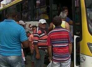 Moradores reclamam do aumento da passagem de ônibus em Caruaru - Novo preço entrou em vigor neste sábado (6).