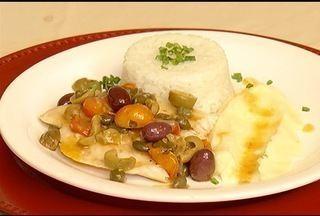 Segredos & Sabores: Aprenda a fazer uma receita de peixe - Prato é ideal para a quaresma.