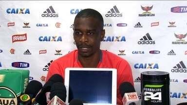Juan está ansioso em voltar a disputar um clássico contra o Vasco - Zagueiro tem história contra o rival com a camisa do Flamengo.