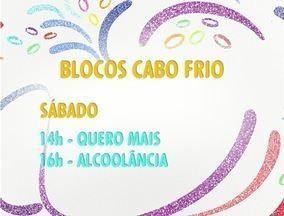 Confira as atrações pós Carnaval no interior do Rio neste fim de semana - Blocos e shows animam a região.