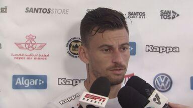 Santos enfrenta Novorizontino neste sábado (14) - O time do técnico Dorival Júnior quer manter a invencibilidade no Campeonato Paulista.