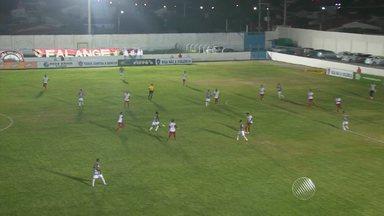 Fluminense e Juazeirense empatam em zero a zero - Jogo aconteceu em Riachão do Jacuípe.