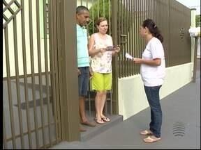 Prefeitura convida os moradores para reforçarem o trabalho contra o Aedes - Situação acontece em Pirapozinho.