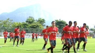 Vasco e Flamengo fazem primeiro clássico carioca do ano - O clássico entre Vasco e Flamengo não será um jogo decisivo. Ele não vale classificação nem título. Mas por acontecer no estádio de São Januário, neste domingo (14), já chama a atenção de muita gente.