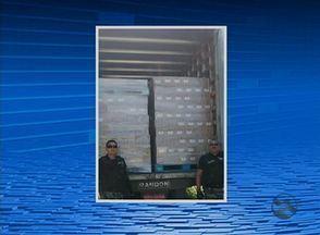 Carga de desodorante avaliada em R$ 600 mil é encontrada em Gravatá, PE - Dono do material foi localizado na tarde desta sexta-feira (12).