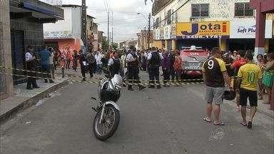 Polícia procura suspeito de matar policial em Fortaleza - Confira a reportagem de Tereza Tavares.