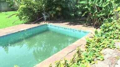 Centros de vigilância recebem denúncias de água parada - Mosquitos se desenvolvem principalmente em ambientes escuros e com pouca água.