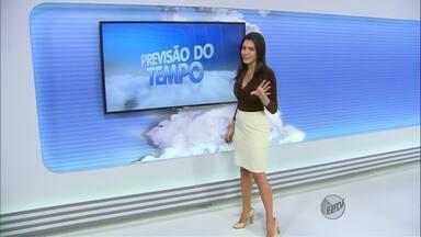 Confira a previsão do tempo para este sábado (13) no Sul de Minas - Confira a previsão do tempo para este sábado (13) no Sul de Minas