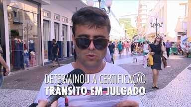 Reportagem fala sobre os termos pouco conhecidos utilizados pela justiça brasileira - Reportagem fala sobre os termos pouco conhecidos utilizados pela justiça brasileira