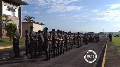 Militares participam de combate ao Aedes na região - Ações aconteceram em ao menos sete cidades.