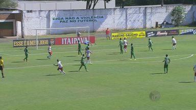 Empate contra Velo Clube mantém Guarani invicto na Série A2 - Jogo terminou 1 a 1 e Bugre se manteve entre os primeiros colocados.