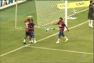 Fortaleza goleia o River pela Copa do Nordeste - Anselmo, Eduardo e Pio marcaram os gols.