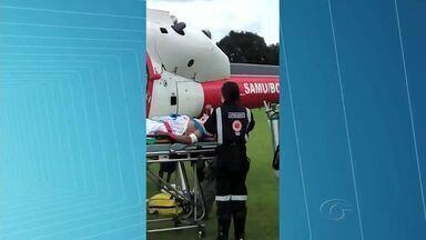 Homem cai do telhado da usina Santo Antônio e morre - O funcionário estaria realizando reparos no telhado quando caiu e sofreu traumatismo craniano. Ele chegou a ser socorrido mas não resistiu aos ferimentos.