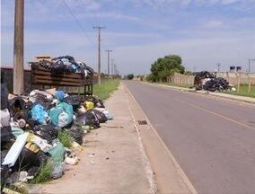 Acúmulo de lixo revolta moradores do segundo distrito de Cabo Frio, no RJ - Aumenta o número de insetos e animais.