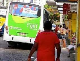Rodoviários de quatro empresas paralisam as atividades em Campos nesta terça-feira - Paralisação foi oficial, mas causou transtorno para os moradores.