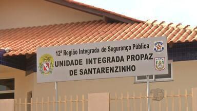 Trabalho da polícia ganha reforço com instalação de UIPP do bairro Santarenzinho - A UIPP não tem um mês em funcionamento, mas, já começa um importante processo de aproximar a comunidade dos órgãos de segurança.