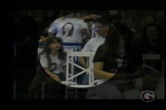 GRTV tem acesso a imagens de Beatriz Angélica momentos antes do crime - Os horários foram sincronizados com os registros nas câmeras