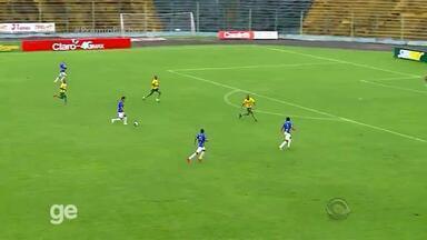 Gol de Wilian Favoni - Ypiranga 2x1 Veranópolis - 4ª rodada - Assista ao vídeo.