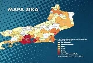 MP e Governo Estadual mapeiam situação da dengue, zica e microcefalia no Rio - Em Duas Barras, 73% não foram analisados na primeira visita dos agentes.