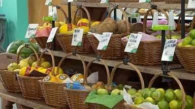 Preços de frutas variam em sacolões de Belo Horizonte - Algumas apresentam queda, outras alta