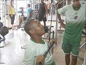Com 33 anos, Márcio Gabriel faz a diferença e é artilheiro do Ipatinga no Módulo II - Jogador já dsputou a Série A do Brasileirão.
