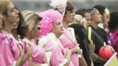 Brasileirão LGBT (Parte I) - Uma partida bafônica!